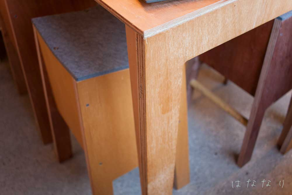 Coffee Wrightsの椅子